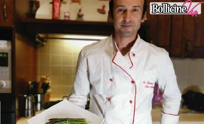 Fascetta di asparagi, Marino Chef in mutande