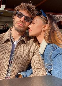 Stefano e Belen