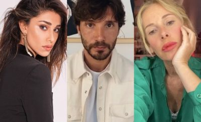 Belen Rodriguez, Stefano De Martino, Alessia Marcuzzi