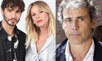 De Martino, Alessia Marcuzzi, Paolo Calabresi