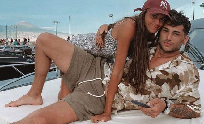 Jeremias Rodriguez e Deborah Togni