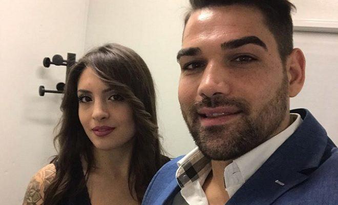 Nando Colelli e Sara Marcello
