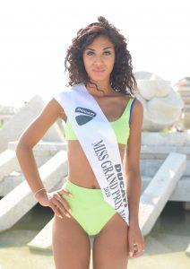 Imane Bassou Miss Grand Prix Ducati