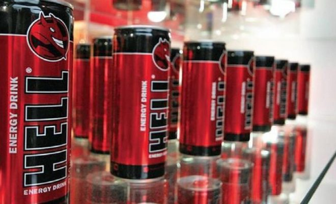 HELL Henergy Drink