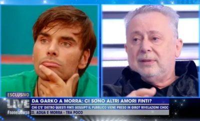 Lele Mora, rivelazione su Massimiliano Morra