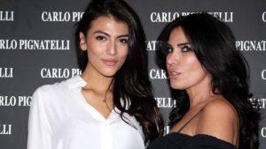 Giulia Salemi e Fariba Tehrani Bollicine Vip