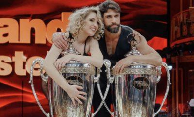 Gilles Rocca e Lucrezia Lando