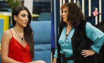 Patrizia De Blanck attacca Giulia Salemi