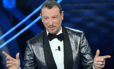 Sanremo 2021 Amadeus