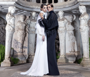 Asia Argento e Anna Lou Castoldi Bollicine Vip