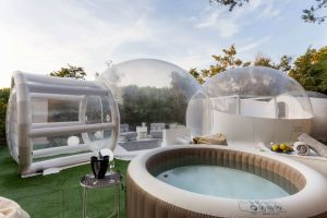Bubble room