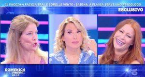 Flavia Vento e Sabina Vento Bollicine Vip