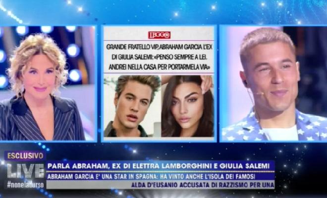 Abraham Garcia Arevalo Live