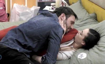 Andrea Zenfa e Rosalinda Cannavò