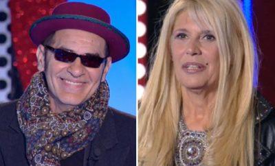 Francesco Baccini e Maria Teresa Ruta