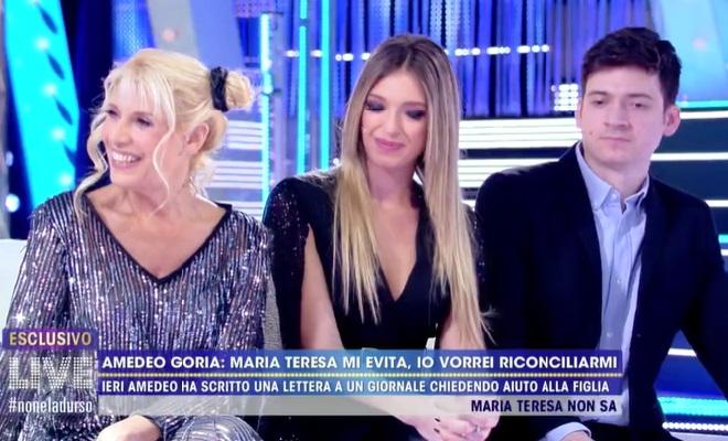 Live Maria Teresa Ruta Guenda e Gian Amedeo