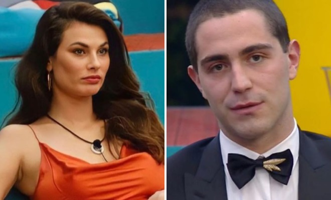 Tommaso Zorzi contro Dayane Mello