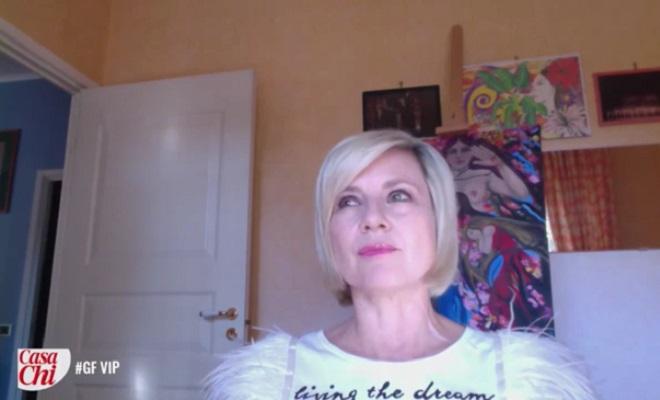 Antonella Elia a Casa Chi
