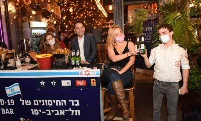 Israele grazie al vaccino torna alla normalità