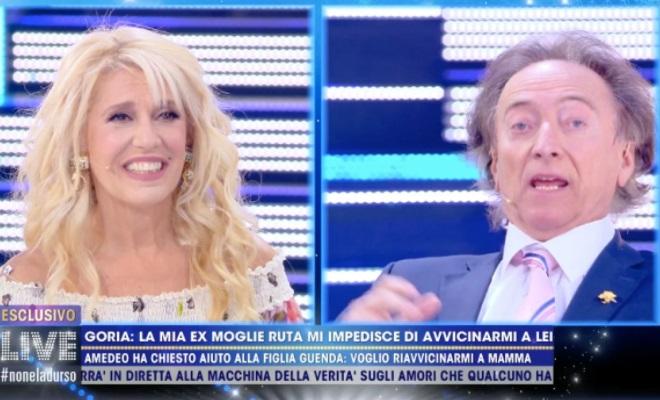 Maria Teresa Ruta e Amedeo Goria