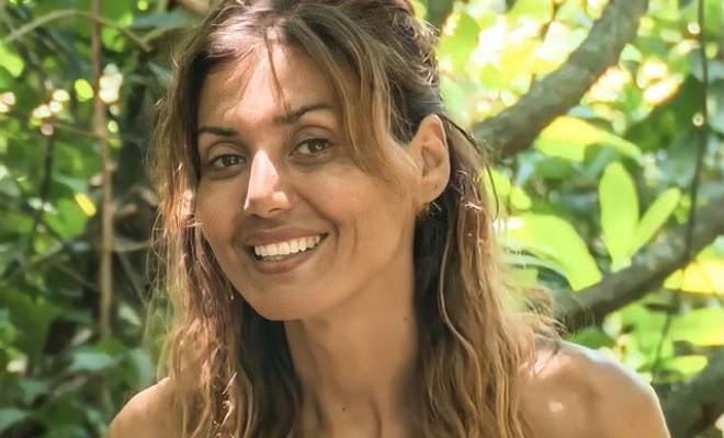 Daniela Martani Isola dei famosi