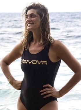 Elisa Isoardi all'Isola dei famosi