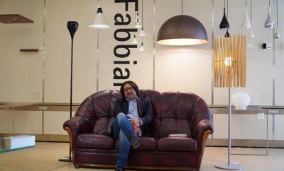 Luca Pellegrino General Manager di Fabbian