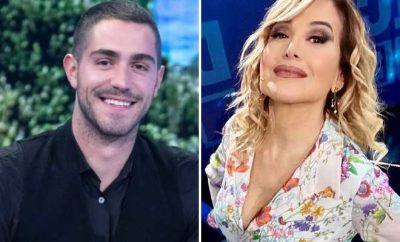 Tommaso Zorzi e Barbara d'Urso