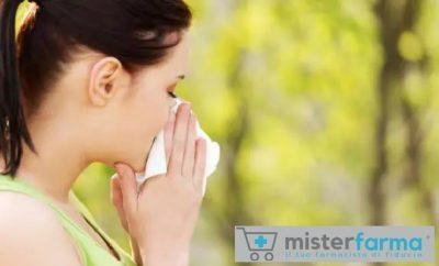 Allergie stagionali Misterfarma
