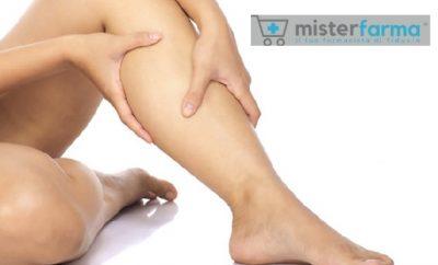 Gambe pesanti Misterfarma