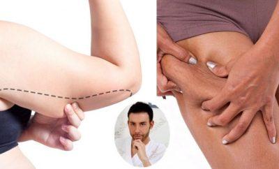 Lifting braccia e cosce