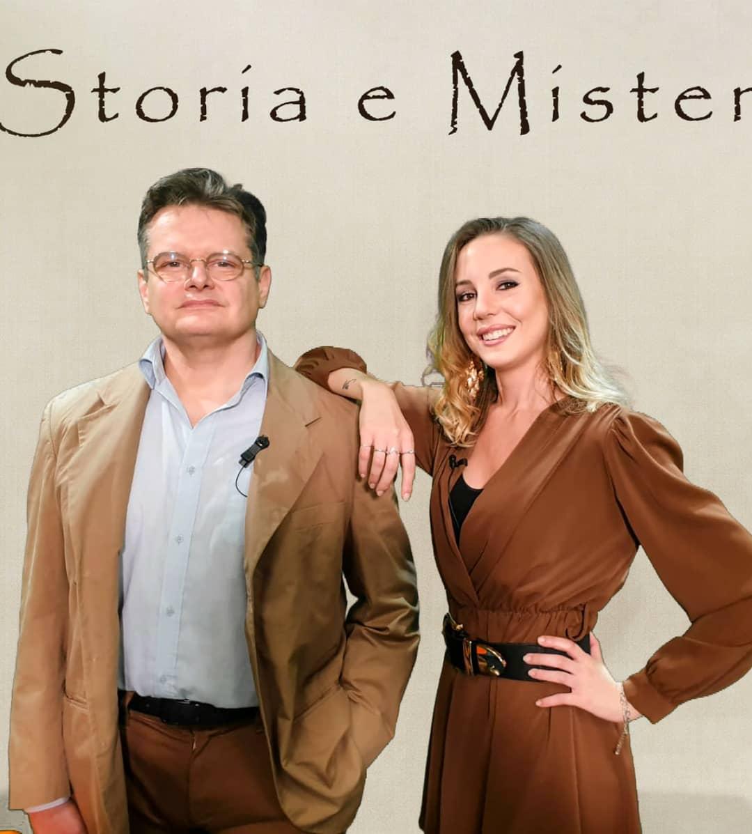 Aristide Malnati e Virginia Reniero in Storia e Misteri