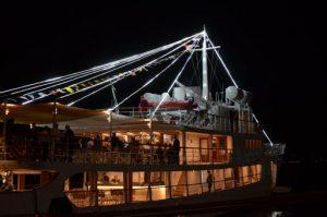 Yacht Patrizia della Compagnia NLG Aperiviaggi Bollicine Vip