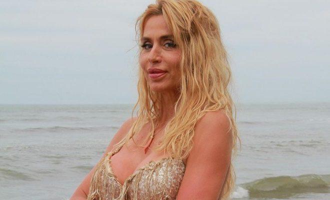 Valeria Marini a Supervivientes