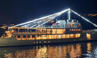 Yacht Patrizia della Compagnia NLG Aperiviaggi