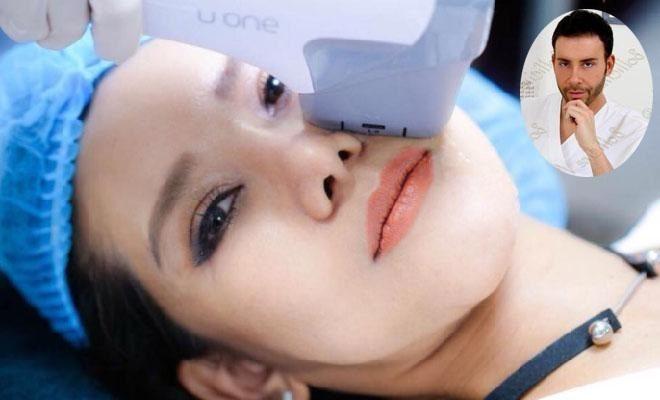 lifting non chirurgico ad ultrasuoni Giacomo Urtis