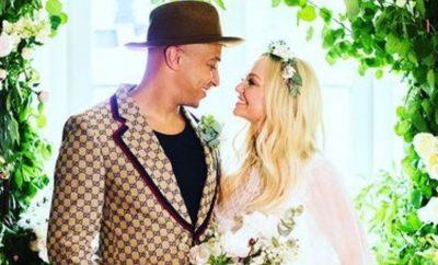 Emma Bunton sposa Jade Jones