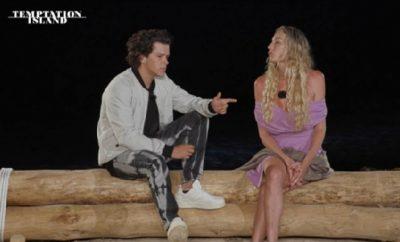 Tommaso e Valentina a Temptation Island