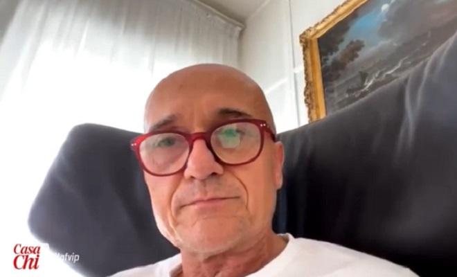 Alfonso Signorini contro Raffaella Fico