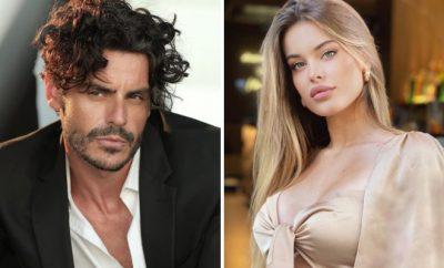 Andrea Casalino e Sophie Codegoni