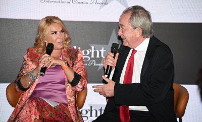 Anna Pettinelli e Remo Girone