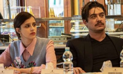 Benedetta Porcaroli e Riccardo Scamarcio