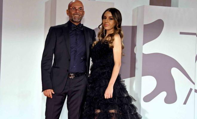 Danilo Gigante e la figlia Martina Gigante