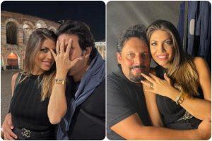 Flora Canto ed Enrico Brignano si sposano
