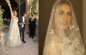 Miriam Leone sposa a Scicli Bollicine Vip