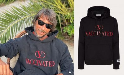 Pierpaolo Piccioli Felpa Vaccinated
