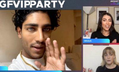 Akash Kumar litiga con Gaia Zorzi