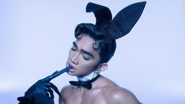 Bretman Rock il primo coniglietto gay su Playboy