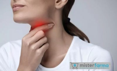 Mal di gola Misterfarma